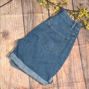 Vintage high waisted Eddie Bauer Shorts